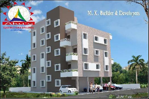 2 BHK 288 Sq. Meter Residential Apartment for Sale in Vijaynagar, Sangli