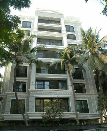 4 BHK 3500 Sq.ft. Residential Apartment for Sale in Juhu, Mumbai