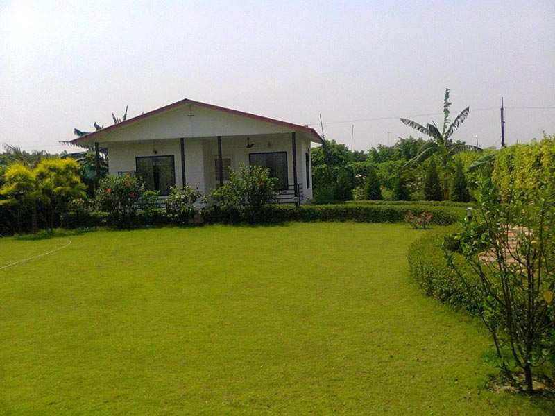 Residential Land / Plot for Sale in New Friends Colony, South Delhi - 513 Sq. Yards