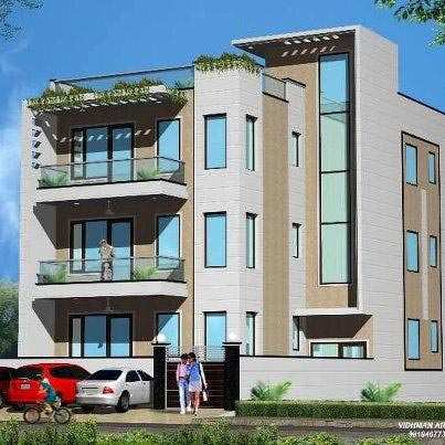 3 BHK Builder Floor for Sale in South Extension, South Delhi - 1800 Sq.ft.