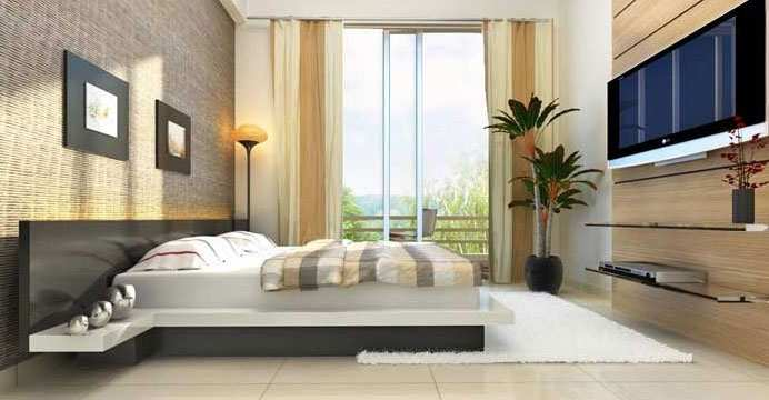 2 BHK Flats & Apartments for Sale in Undri, Pune - 960 Sq.ft.