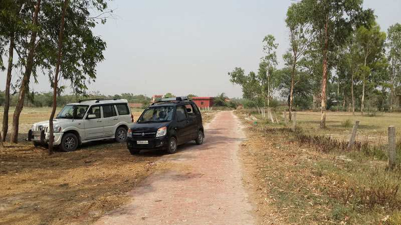 600 Sq. Feet Residential Land / Plot for Sale in Kursi Road, Lucknow - 600 Sq.ft.