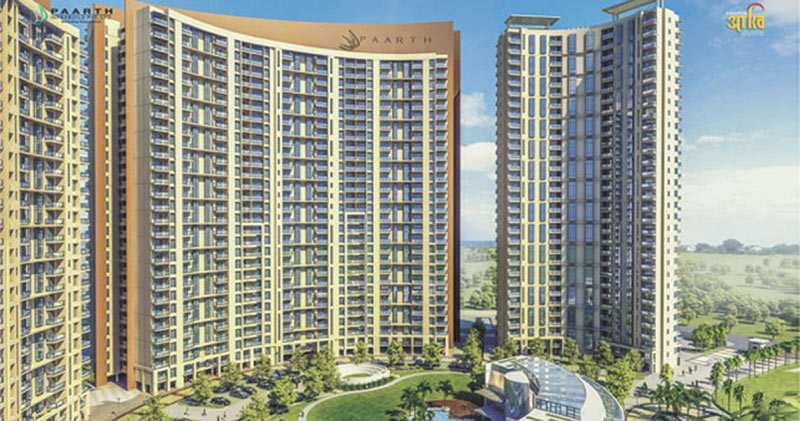 3 BHK Serviced Apartments for Sale in Gomti Nagar, Lucknow - 2100 Sq.ft.