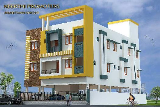 2 BHK 750 Sq.ft. Residential Apartment for Rent in Sholinganallur, Chennai