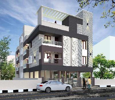 2 BHK 900 Sq.ft. Residential Apartment for Sale in Pallikaranai, Chennai