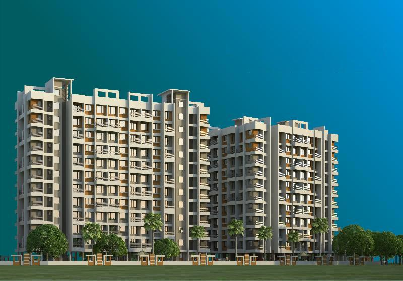1 BHK Flats & Apartments for Sale in Badlapur, Thane - 8990 Sq. Meter