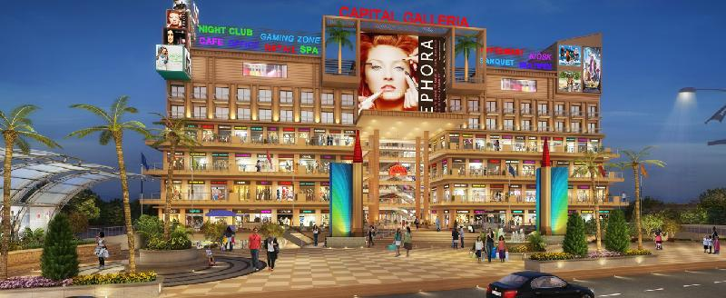 Commercial Shops for Sale in Vaishali Nagar, Jaipur - 165 Sq.ft.
