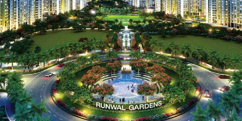 3 BHK 918 Sq.ft. Residential Apartment for Sale in Dombivli East, Thane