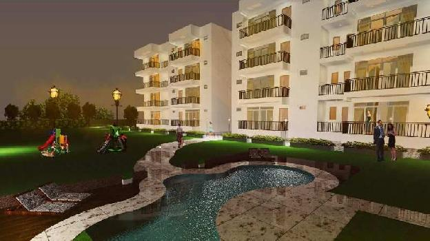 1 BHK 630 Sq.ft. Residential Apartment for Sale in Shimla Bypass Road, Dehradun