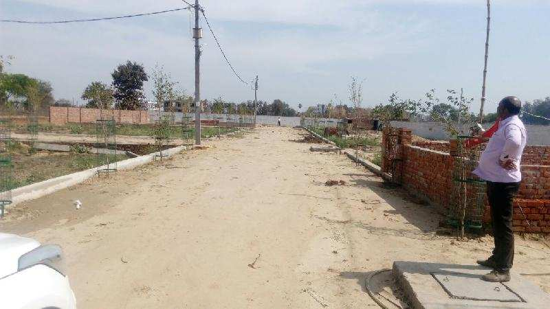 Residential Plot for Sale in Gomti Nagar Extension, Lucknow - 1800 Sq. Feet