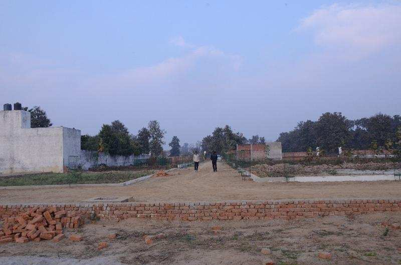 Residential Plot for Sale in Gomti Nagar Extension, Lucknow - 1600 Sq. Feet