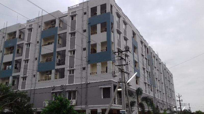 2 BHK Flats & Apartments for Sale in Vijayawada - 1110 Sq. Feet
