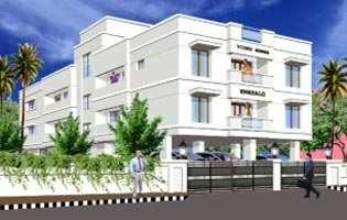 3 BHK Flat for Sale in Selaiyur, Chennai
