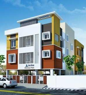 1 BHK Builder Floor for Sale in Medavakkam, Chennai - 562 Sq. Feet