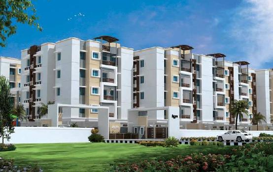 2 BHK 1016 Sq.ft. Residential Apartment for Sale in Ambattur, Chennai