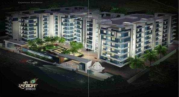 2 BHK 700 Sq.ft. Residential Apartment for Sale in Sampat Hills, Indore