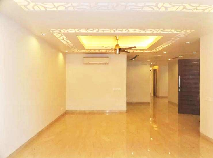4 BHK Builder Floor for Sale in S.D.A, South Delhi - 4500 Sq.ft.