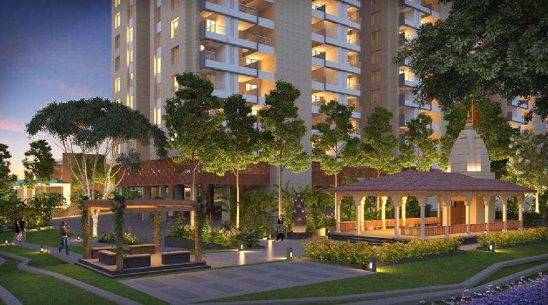 2 BHK Flats & Apartments for Sale in Bavdhan, Pune - 1177 Sq.ft.