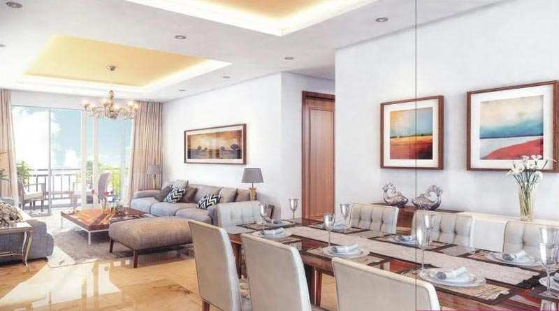 4 BHK Flats & Apartments for Sale in Gomti Nagar Extension, Lucknow - 2460 Sq. Feet