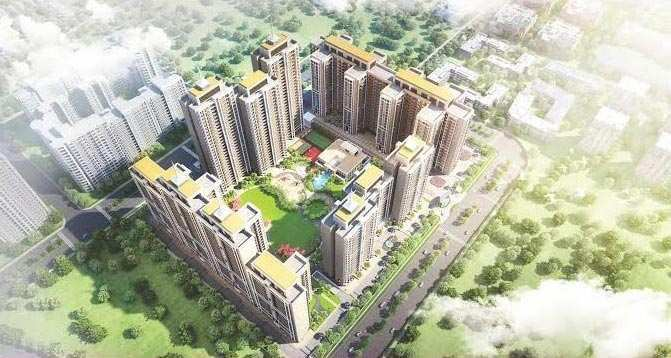 4 BHK Flats & Apartments for Sale in Gomti Nagar, Lucknow - 2650 Sq. Feet