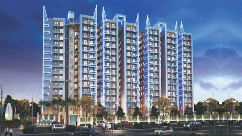 3 BHK Flats & Apartments for Sale in Amar Shaheed Path, Lucknow - 1425 Sq. Feet