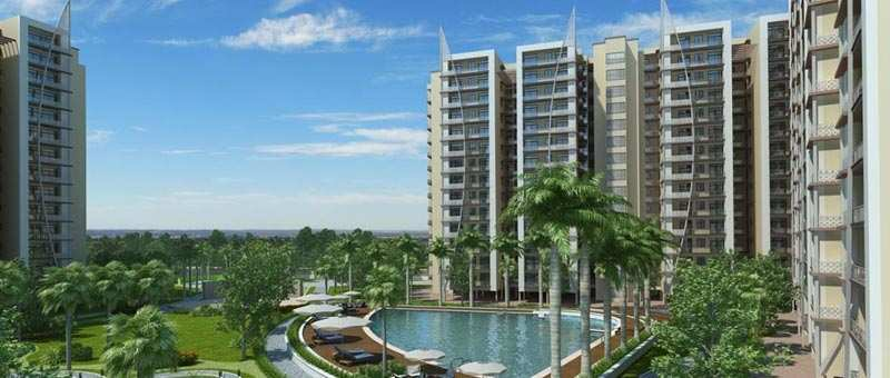 3 BHK Flats & Apartments for Sale in Amar Shaheed Path, Lucknow - 1655 Sq. Feet