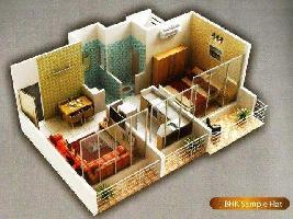 1 BHK Flat for Rent in Kharghar Sector 5, Navi Mumbai