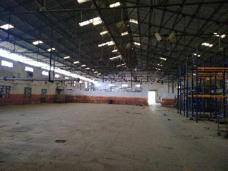 57000 Sq.ft. Warehouse for Rent in Sarigam, Vapi