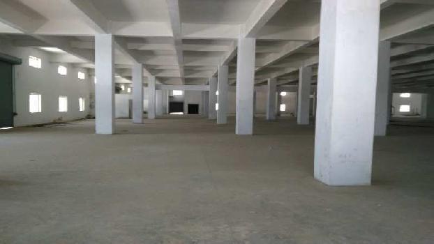 100000 Sq.ft. Factory for Sale in Samarvani, Silvassa