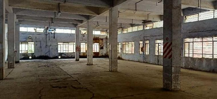 27000 Sq.ft. Factory for Rent in Umbergaon, Valsad